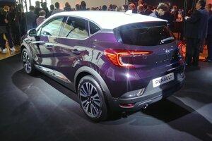Autosalón Frankfurt 2019 - Renault Captur