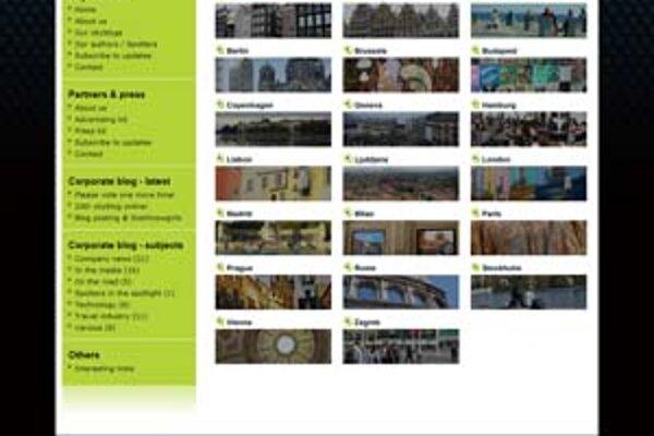 Spottedbylocals.com - lokálne weblogy o veľkých mestách sveta.