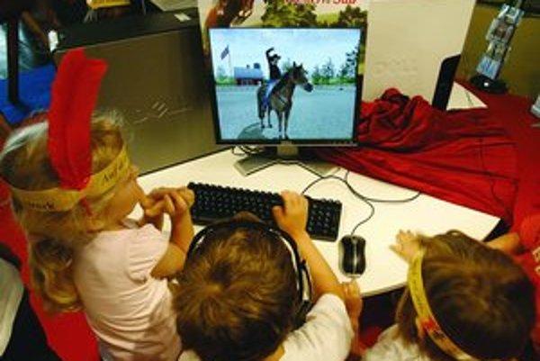 Deti rady hrajú počítačové hry. Naozaj im škodia?