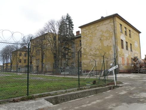 budova kasarne