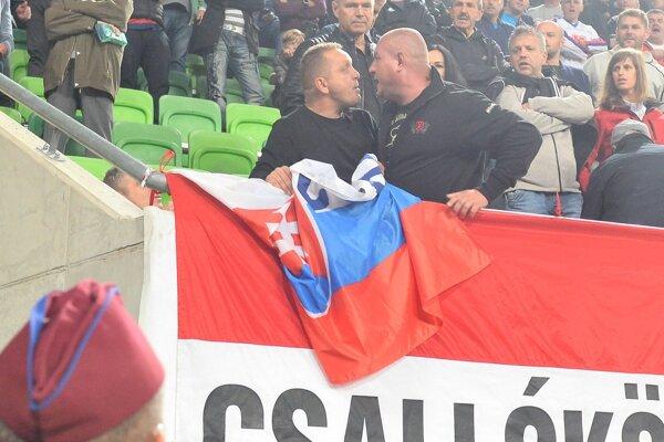 Starosta Michal Didik pred zápasom Maďarsko - Slovensko v kvalifikácii na EURO 2020.
