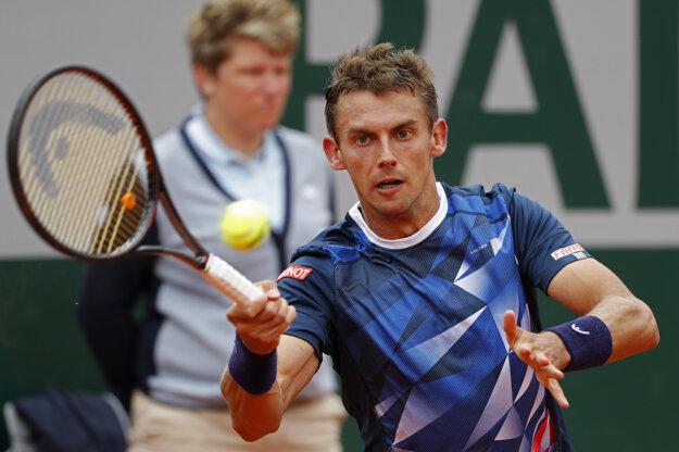 Jednotkou švajčiarskeho daviscupového tímu je Henri Laaksonen, 110. hráč podľa rebríčka ATP.