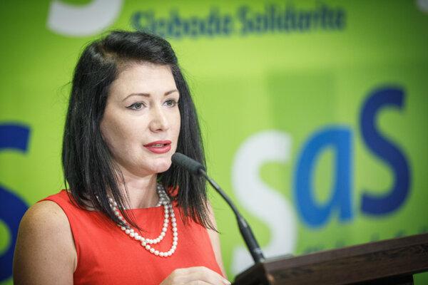 Jana Cigániková.