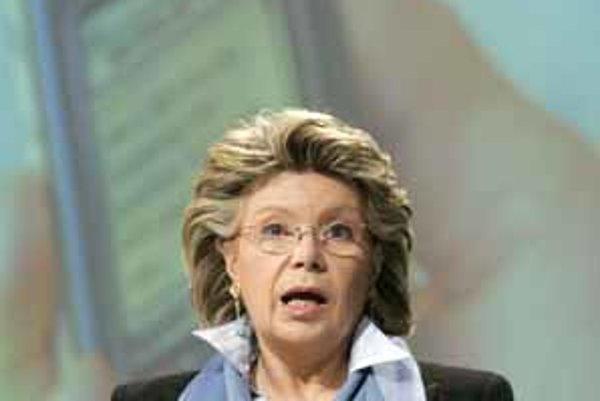 Viviane Redingová.