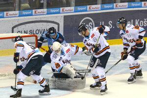 Slovan si z Košíc odviezol všetky tri body po výhre 2:1.
