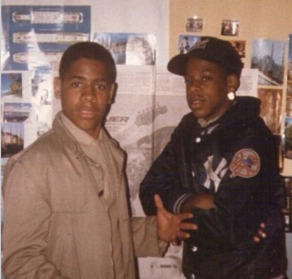 jay z v dobe, kedy o rapovej kariére len sníval