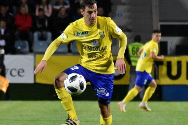 Turík zaznamenal víťazný gól Michaloviec.