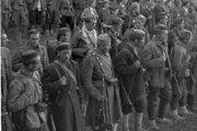 Partizáni IV. čiernohorskej proletárskej brigády.