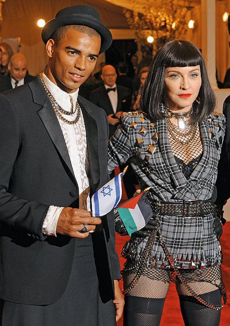 Madonna s priateľom