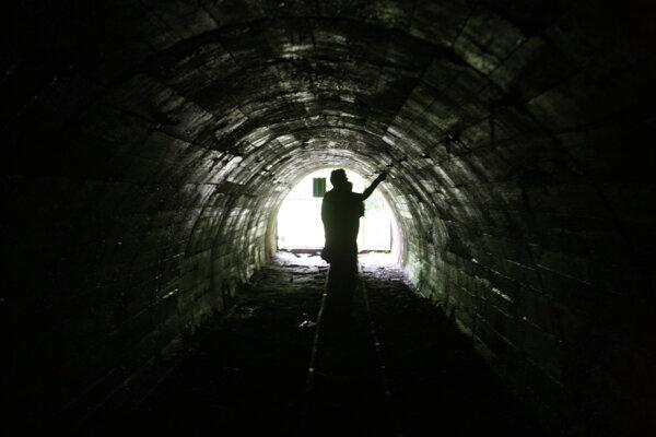 Sprístupnenie takmer dvojkilometrového prekopu by opäť podzemne prepojilo Španiu Dolinu a Piesky.