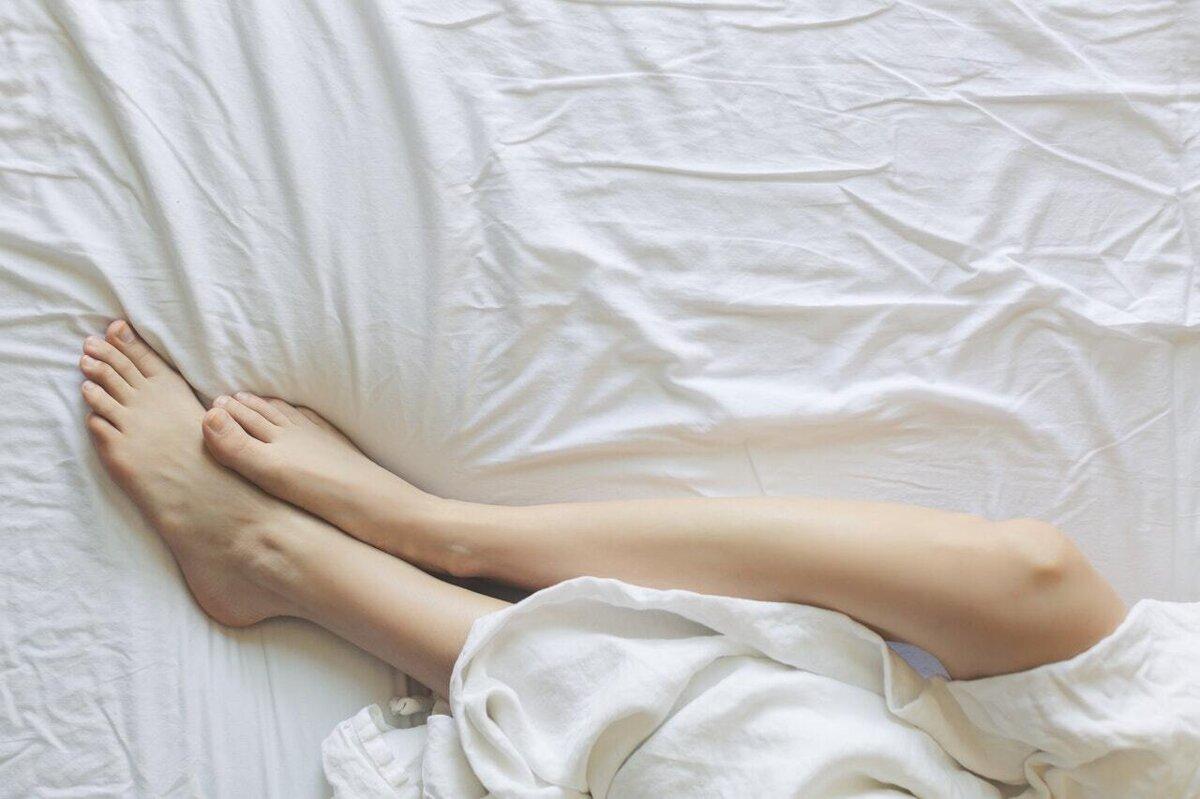 ženský orgazmus počas masáže