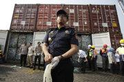 Indonézia vráti západným krajinám odpadky.