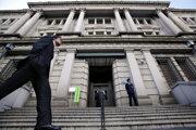 Sídlo Japonskej centrálnej banky.