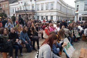 K množstve piatkových podujatí po celom svete sa zapojili aj Košice.