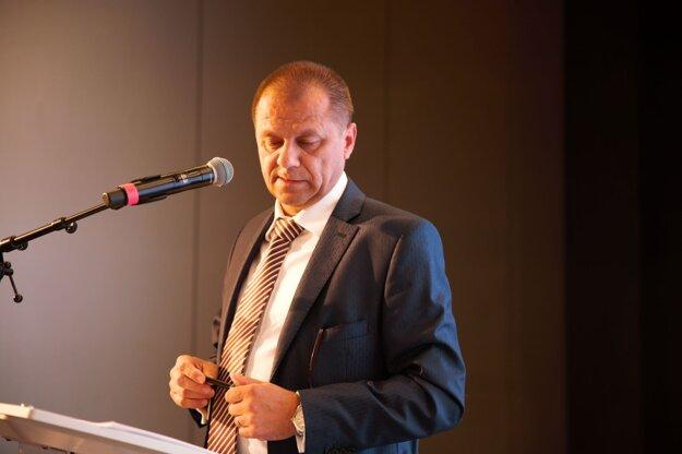 Ivan Lužica, riaditeľ poradenskej spoločnosti Radvise Group