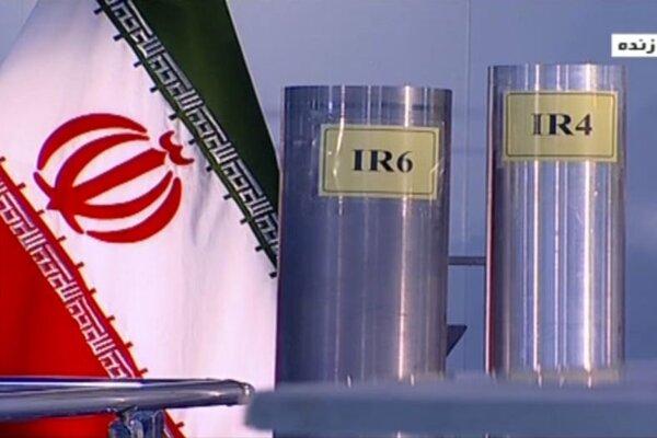 Zariadenia v iránskom jadrovom centre Natanz.