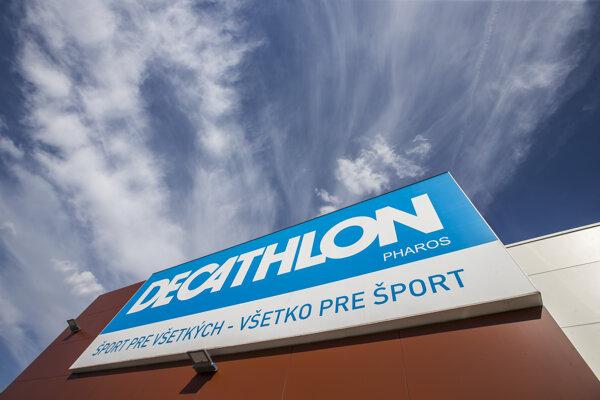 Decathlon vstúpil na slovenský trh v roku 2015.