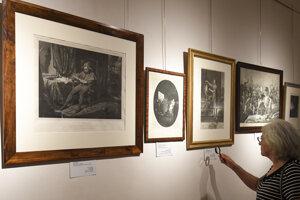 Výstava je prístupná v Galérii bašta.