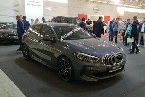 Nové BMW radu 1