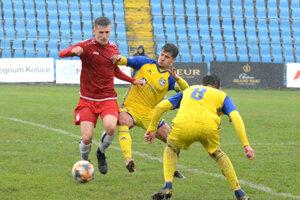 V Košiciach sa diváci gólu nedočkali.