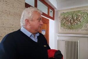 Ján Pevelka, prednosta stanice v Starom Smokovci hovorí o ohrození cestujúcich haj zamestnancov stanice.