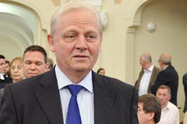 Starosta maďarskej metropoly István Tarlós.