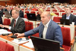 Michal Djordjevič vraví, že mestská zeleň má čo robiť, aby zvládla starostlivosť o vlastné stromy.