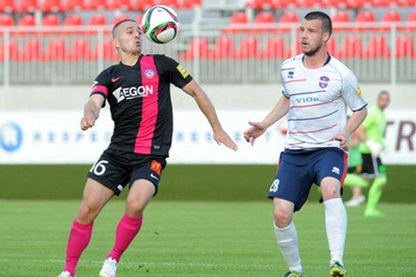 Derniéra za sezónou v podaní Trenčína bola úspešná.