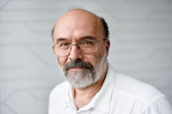 Igor Podlubný.
