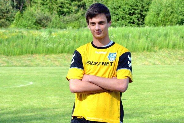 Patrik Sedláček mladší má za sebou najúspešnejšiu sezónu.