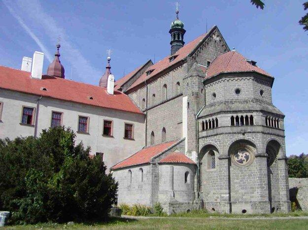 Bazilika v Třebíči