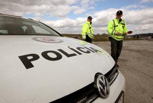 Do policajnej siete sa tentoraz chytili dvaja vodiči.