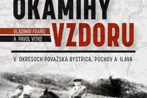 Titulka knihy, ktorá mapuje osudy odbojárov počas vojny.