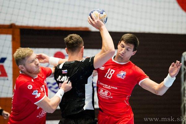 Považská Bystrica vstúpila do Slovenského pohára úspešne.