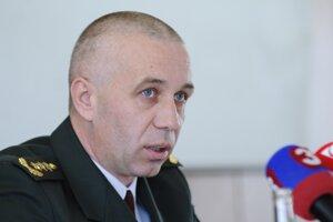Peter Benko ešte vo funkcii OR PZ Poprad.