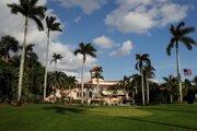 Prezidentov golfový rezort s názvom Trump National Doral Golf Club vybrali spomedzi 12 rôznych amerických lokalít.