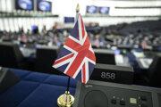 Ako dlho bude ešte viať britská vlajka v Európskom parlamente?