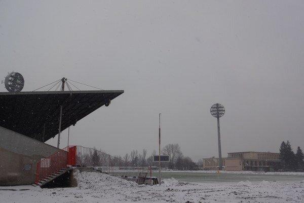 Štadión čakajú ďalšie práce