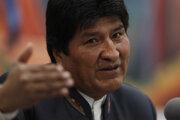 Evo Morales bude zrejme prezidentom aj štvrté volebné obdobie.