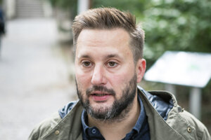 Primátro Bratislavy Matúš Vallo.