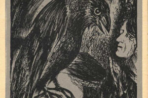 Edgar Allan Poe - Havran