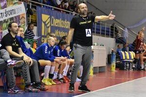 Zodpovednosť za šokujúcu prehru v Dunajskej Strede vzal tréner Peter Dávid hlavne na seba.