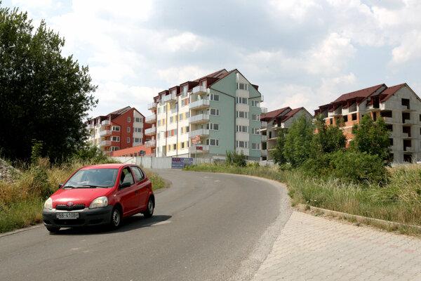 Obyvatelia Pršianskej terasy sa dočkajú.