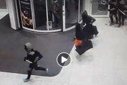 Zlodeji v akcii