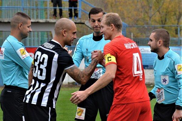 V osmefinále Slovnaft cupu na seba narazili Sereď a Petržalka.
