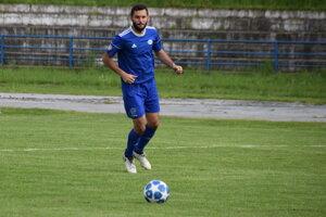 Tomáš Tlelka, kapitán FK Čadca.