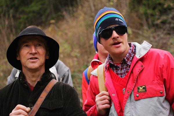 Počasie na tomto ročníku Retro výstupu na Sivý vrch moc neprialo, ale zúčastnený si to aj tak užili.