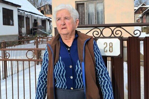Máriu Michalíkovú z Lehôtky trápil zatvorený obchod už vo februári. Je november a dedina je bez predajne.