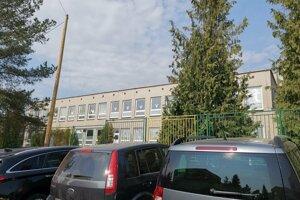 Materská škola na ulici S. Tomášika. Mesto ju presťahovalo do budovy Materskej školy na ulici P. Jilemnického.
