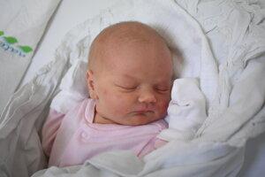 Juliana Piar (3290 g, 52 cm) sa narodila 29. októbra Magdaléne a Tomášovi z Nového Mesta nad Váhom.